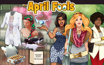 BannerCrafting - SpringCafeAprilFools