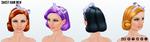GirlNextDoorSpin - Sweet Hair Bow