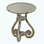 File:FrenchProvincialDecor - French Bistro Table.png