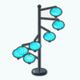 MoonFestival - Spiral Lantern Stand