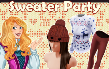 BannerCrafting - SweaterParty2014