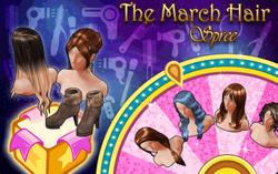 BannerSpinner - MarchHair