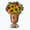 GoldenFeastDecor - Bountiful Bouquet