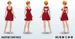 SweetOnYouSpin - Valentines Date Dress