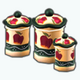 AutumnsAppeal - Apple Kitchen Canisters