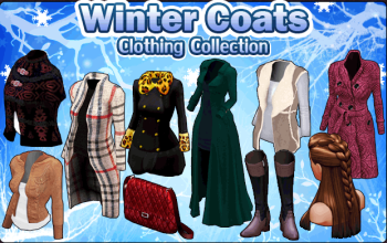 BannerCollection - WinterCoatsClothing