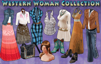 BannerCollection - WesternWoman