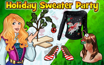BannerCrafting - SweaterParty