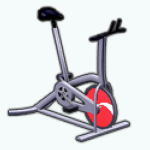 DitchYourResolutionsDay - Exercise Bike