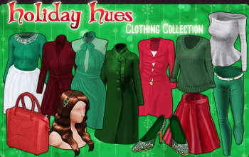 BannerCollection - HolidayHues