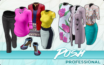 BannerCollection - PoshProfessional