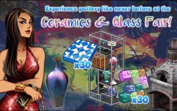 BannerCrafting - CeramicsAndGlassFair