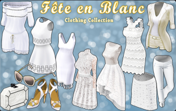 BannerCollection - FeteEnBlanc