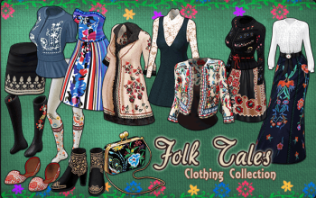 BannerCollection - FolkTales
