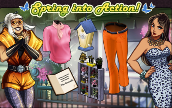 BannerCrafting - SpringIntoAction