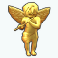 Decor - Cherub Statue