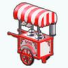 VeniceDecor - Gelato Cart