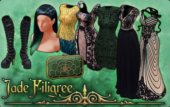 BannerCollection - JadeFiligree