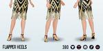 RoaringTwentiesSpin - Flapper Heels