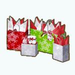 ChristmasCheer - Christmas Shopping Bags
