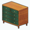 GreenAddictDecor - Green Dresser