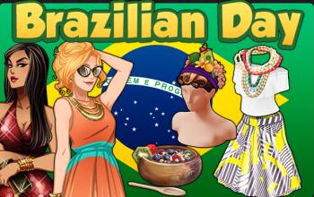 BannerCrafting - BrazilianDay