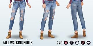 CelebrateAutumn - Fall Walking Boots