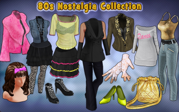 BannerCollection - 80sNostalgia