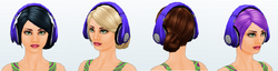 NewYorkMusicFestival - Purple Headphones