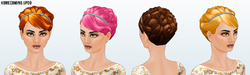Preview - Homecoming Updo