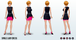 SinglesAwarenessDay - Single Lady Dress