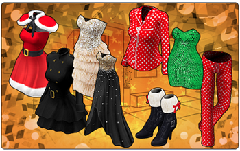 BannerCollection - HolidayParty