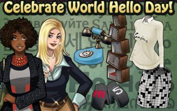 BannerCrafting - WorldHelloDay