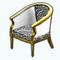 ModerneNoirDecor - Moderne Chair