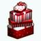 ChristmasDecor - Stack of Presents