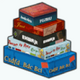 GeekWeek - Stack of Board Games