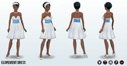 Bridal - Elopement Dress