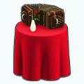 Decor - Bandoneon Table