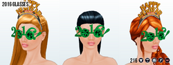 NewYearsEve - 2016 Glasses