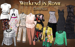 Weekend in Rome Collection