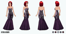 Heiress - Kyra Gown