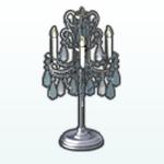 IceCastleDecor - Crystal Lamp
