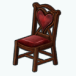 ValentinesDay - Suite Heart Chair