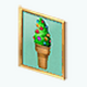 HolidayBazaar - Christmas Cone Print