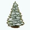 JuniperAndSpruceDecor - Frosty Tree