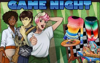 BannerCrafting - GameNight2015