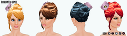 WeddingGuest - Romantic Updo