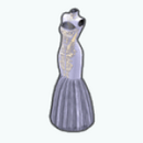 LuxeLifeSpreeSpin - Trumpet Gown