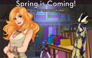 BannerCrafting - SpringIsComing2014