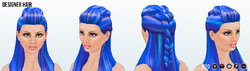 GameDesigner - Designer Hair